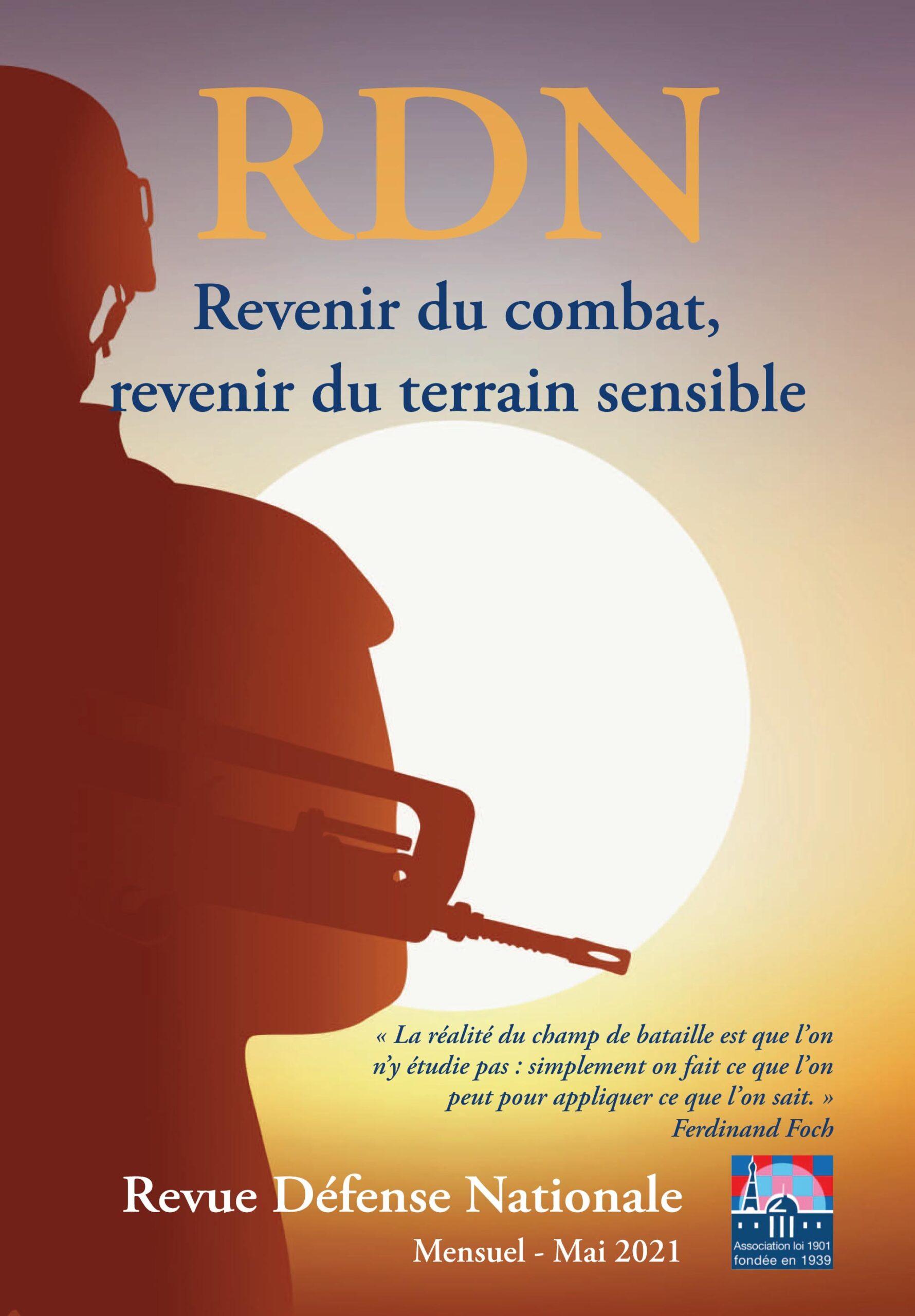 Communiqué de presse : n°840 de la Revue Défense Nationale